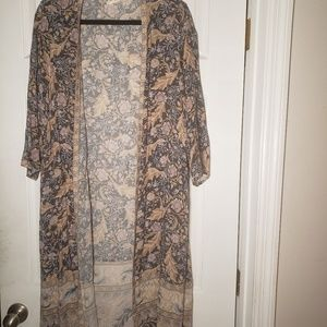 Spell & The Gypsy Oasis Kimono M/L